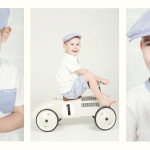 poiss sinililledega